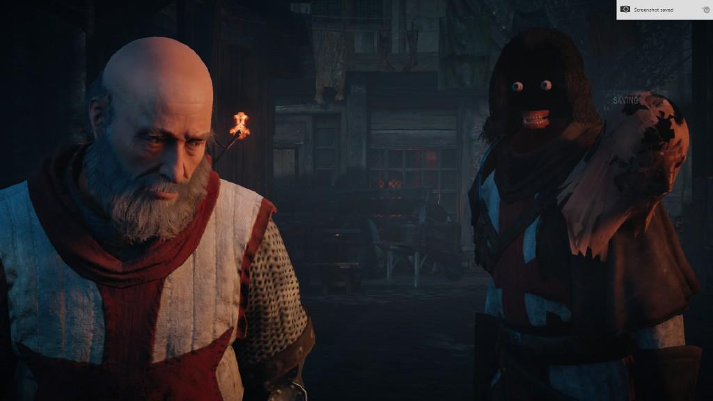 PC verze Assassin's Creed: Unity dělá z postav děsivá monstra 102423