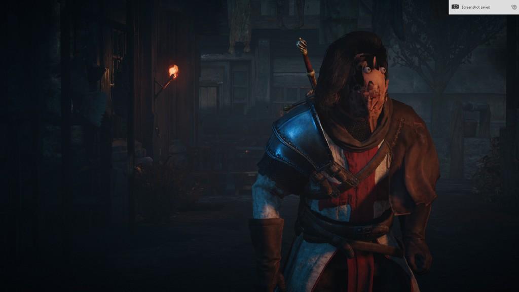 PC verze Assassin's Creed: Unity dělá z postav děsivá monstra 102424