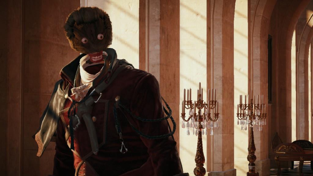 PC verze Assassin's Creed: Unity dělá z postav děsivá monstra 102425