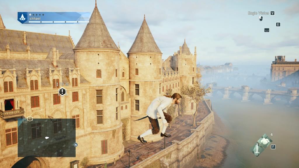 PC verze Assassin's Creed: Unity dělá z postav děsivá monstra 102427