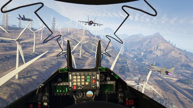 Obrazem: Závody s 30 hráči a vytváření postavy v GTA Online 102438