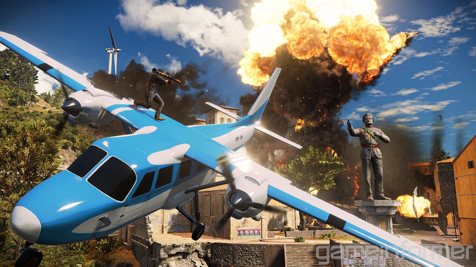 První oficiální obrázky z Just Cause 3 102443