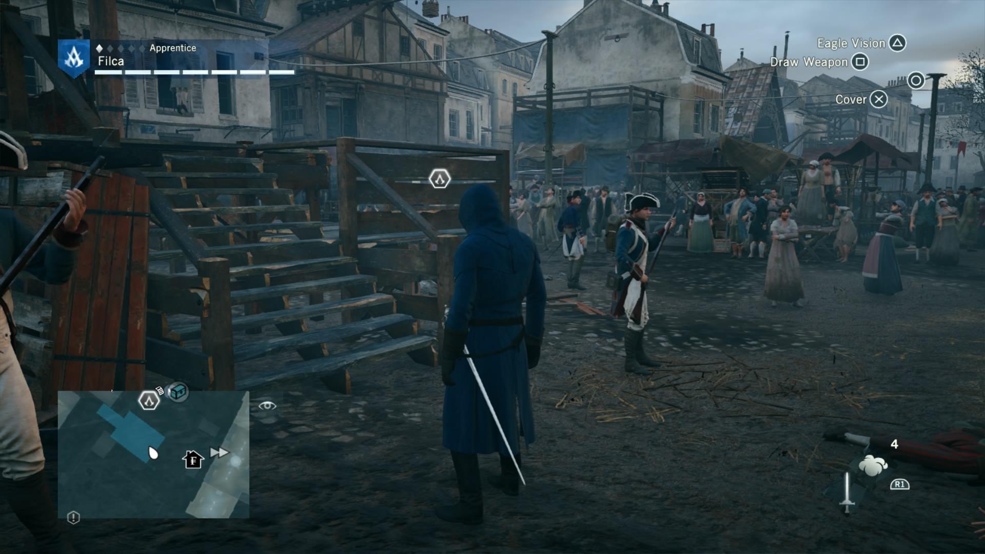 Assassin's Creed: Unity – francouzská revoluce podle Ubisoftu 102469
