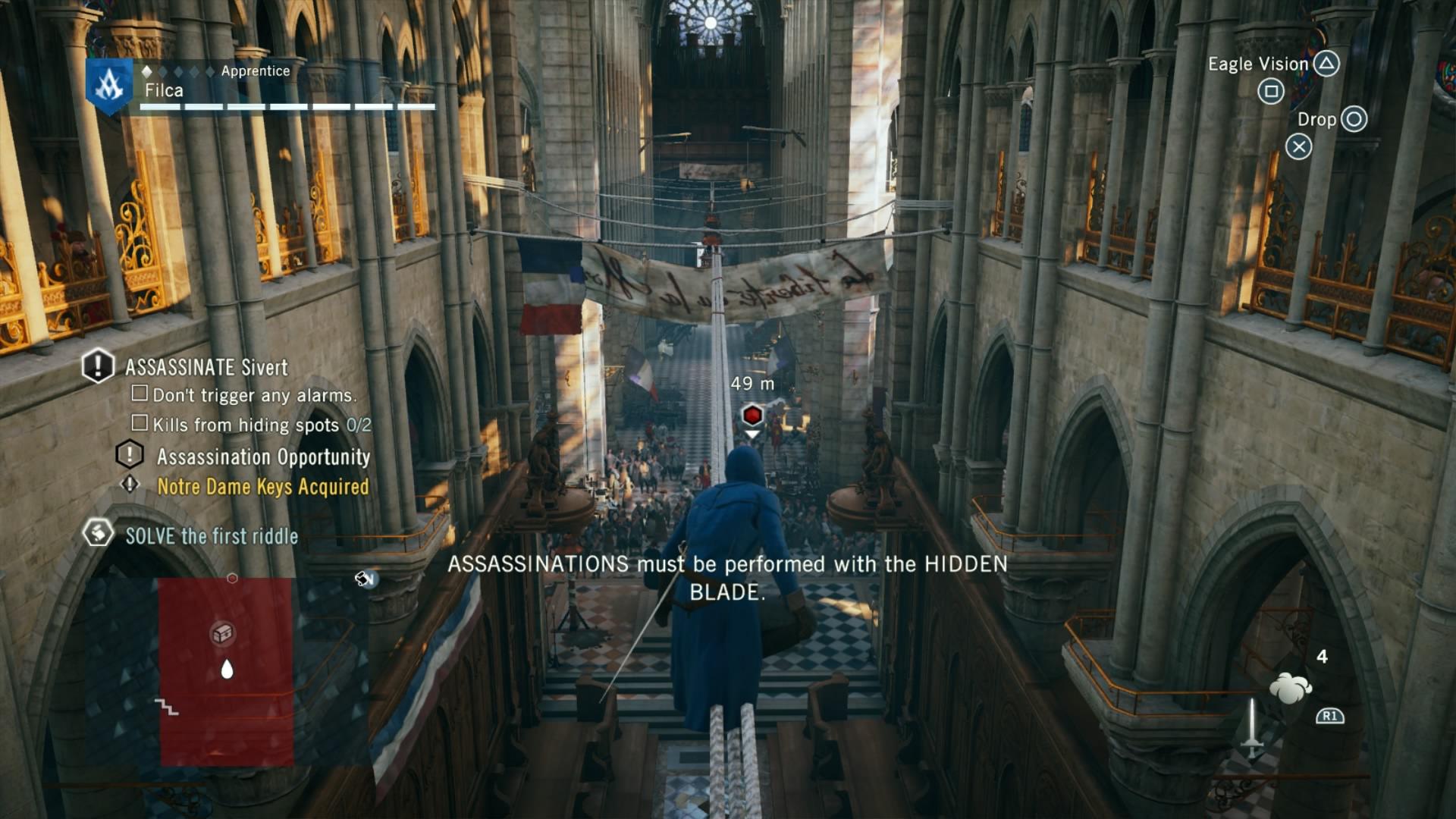 Assassin's Creed: Unity – francouzská revoluce podle Ubisoftu 102470