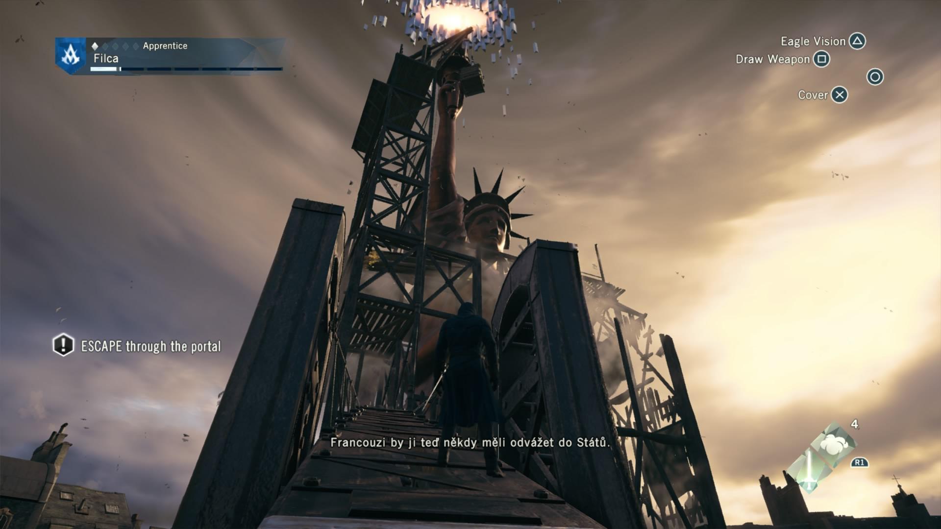 Assassin's Creed: Unity – francouzská revoluce podle Ubisoftu 102474