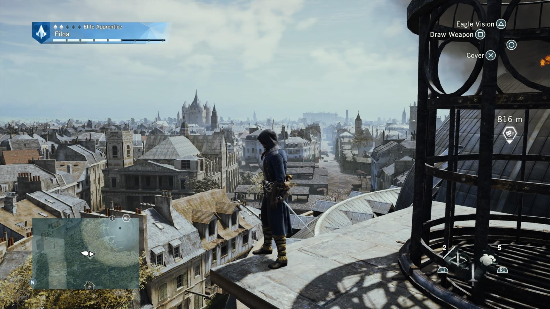 Assassin's Creed: Unity – francouzská revoluce podle Ubisoftu 102502