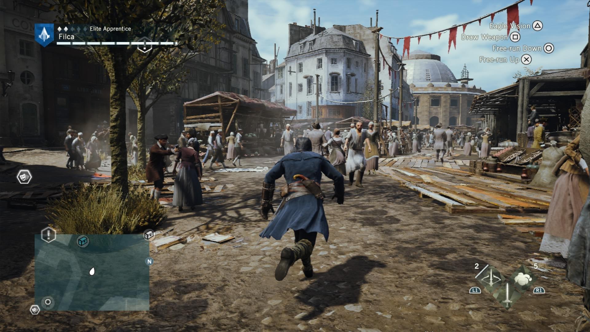 Assassin's Creed: Unity – francouzská revoluce podle Ubisoftu 102503