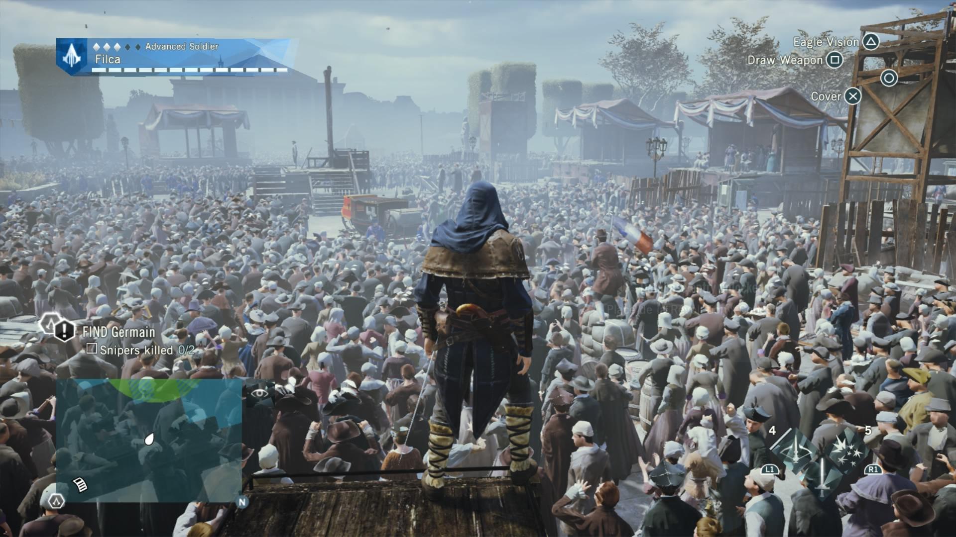Assassin's Creed: Unity – francouzská revoluce podle Ubisoftu 102545