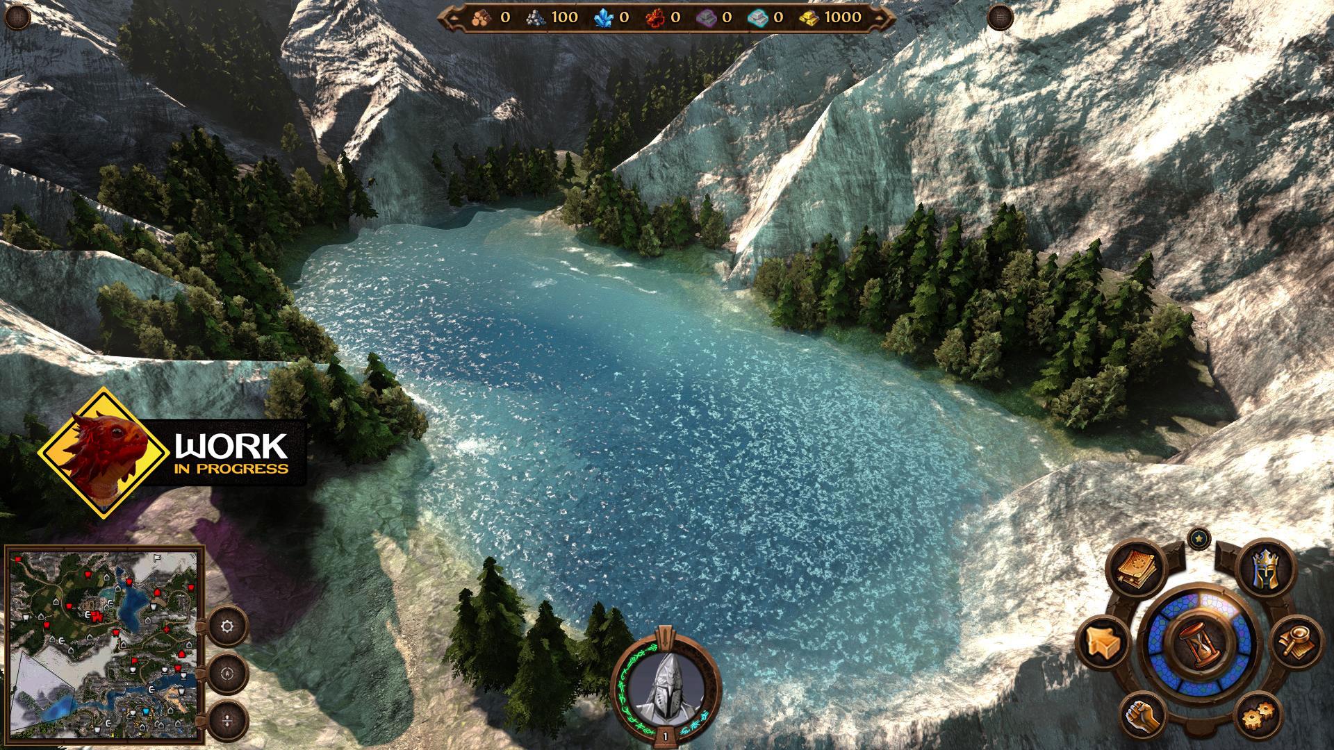 Odhaleno složení armády Kobky v Heroes VII 102576