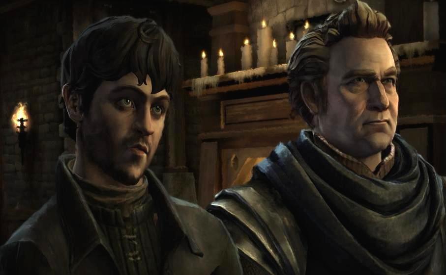 Unikly první obrázky z adventury Game of Thrones 102583