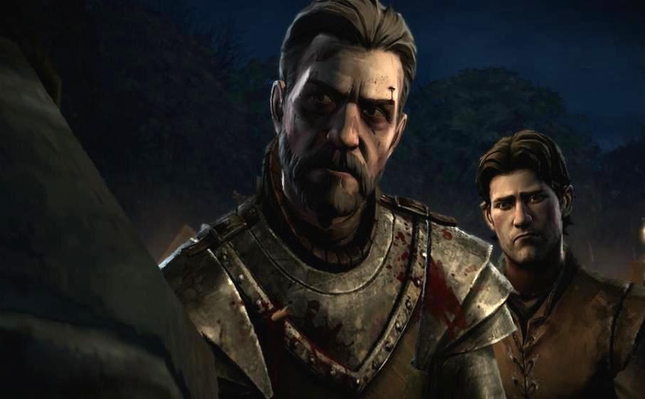 Unikly první obrázky z adventury Game of Thrones 102584
