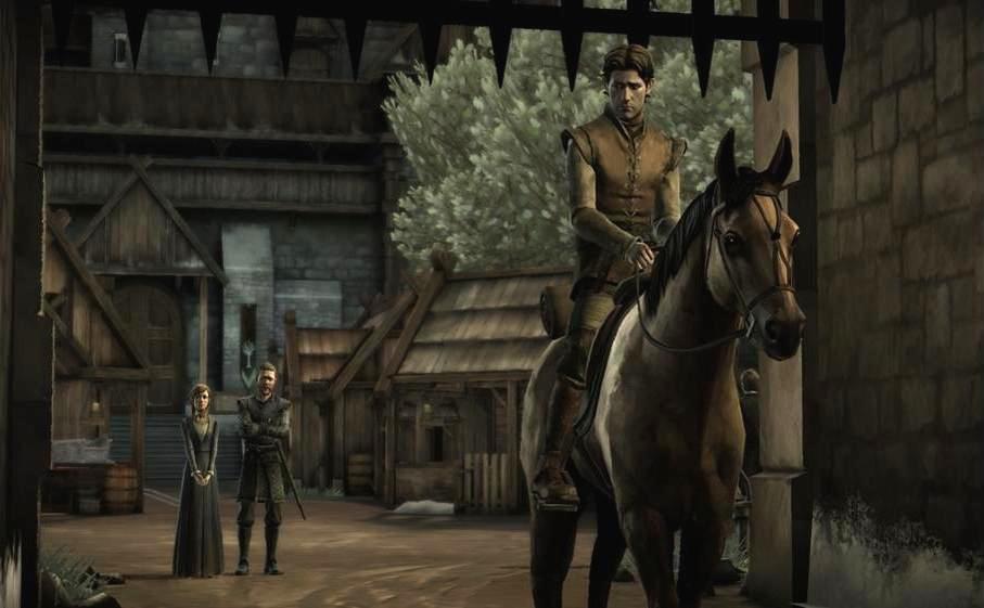 Unikly první obrázky z adventury Game of Thrones 102585