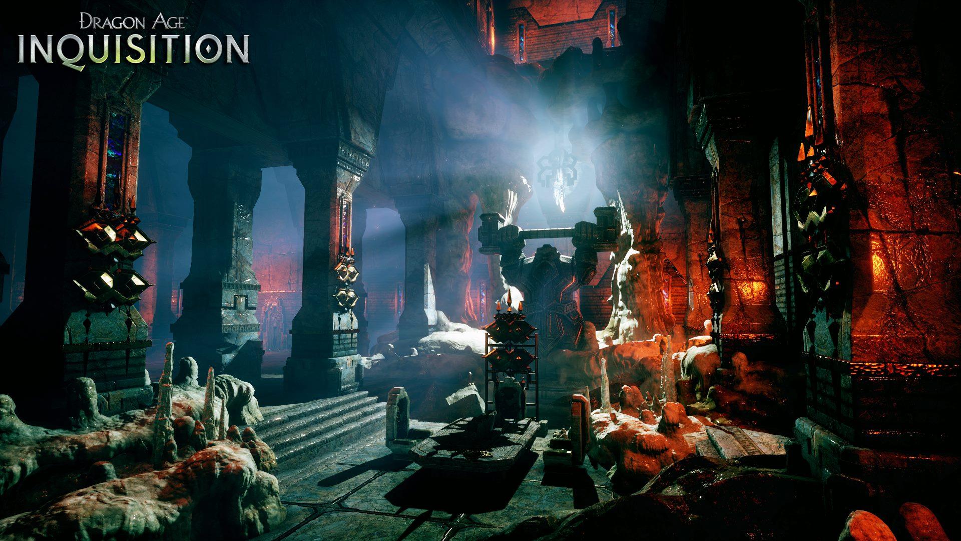 Video porovnává tři hlavní verze Dragon Age: Inquisition 102599