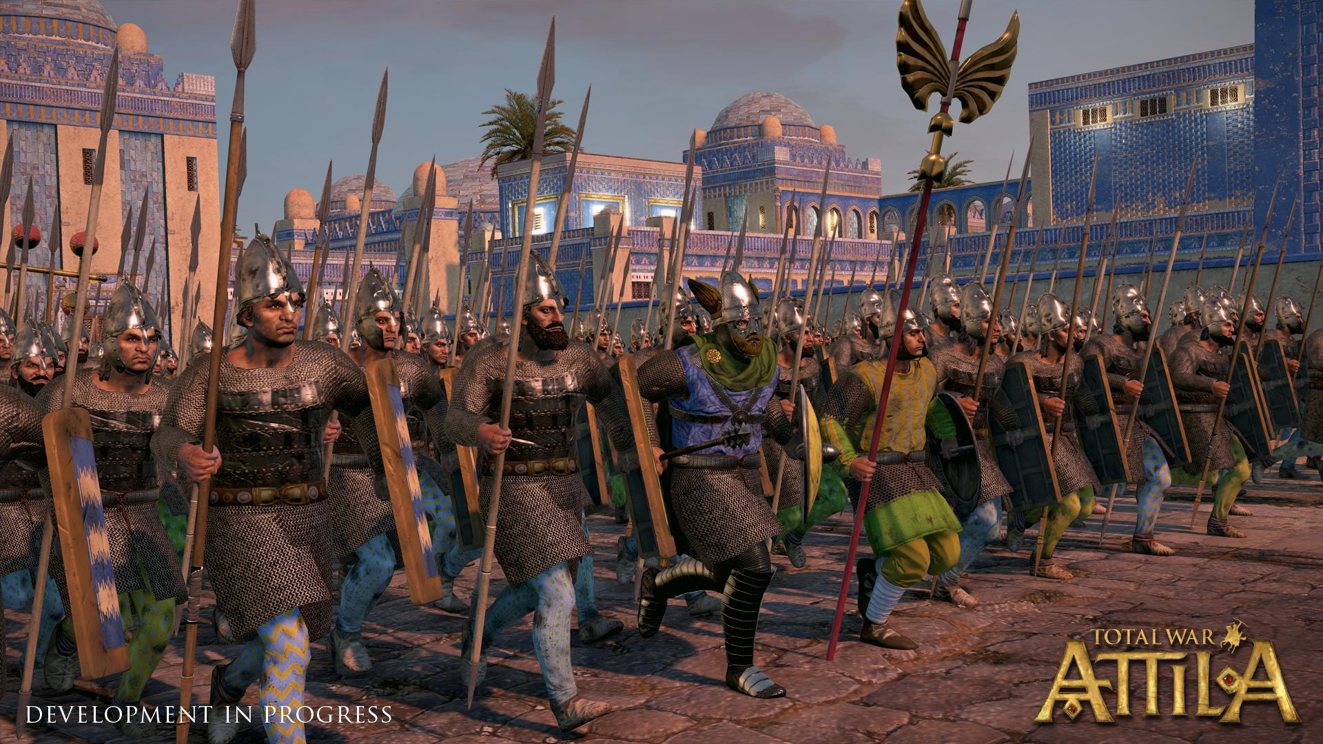 Seznam frakcí v Total War Attila 102632