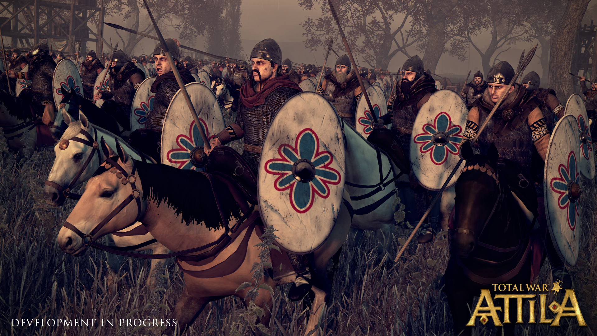 Seznam frakcí v Total War Attila 102633