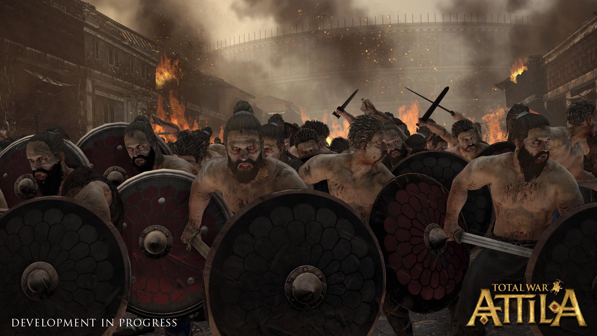 Seznam frakcí v Total War Attila 102634