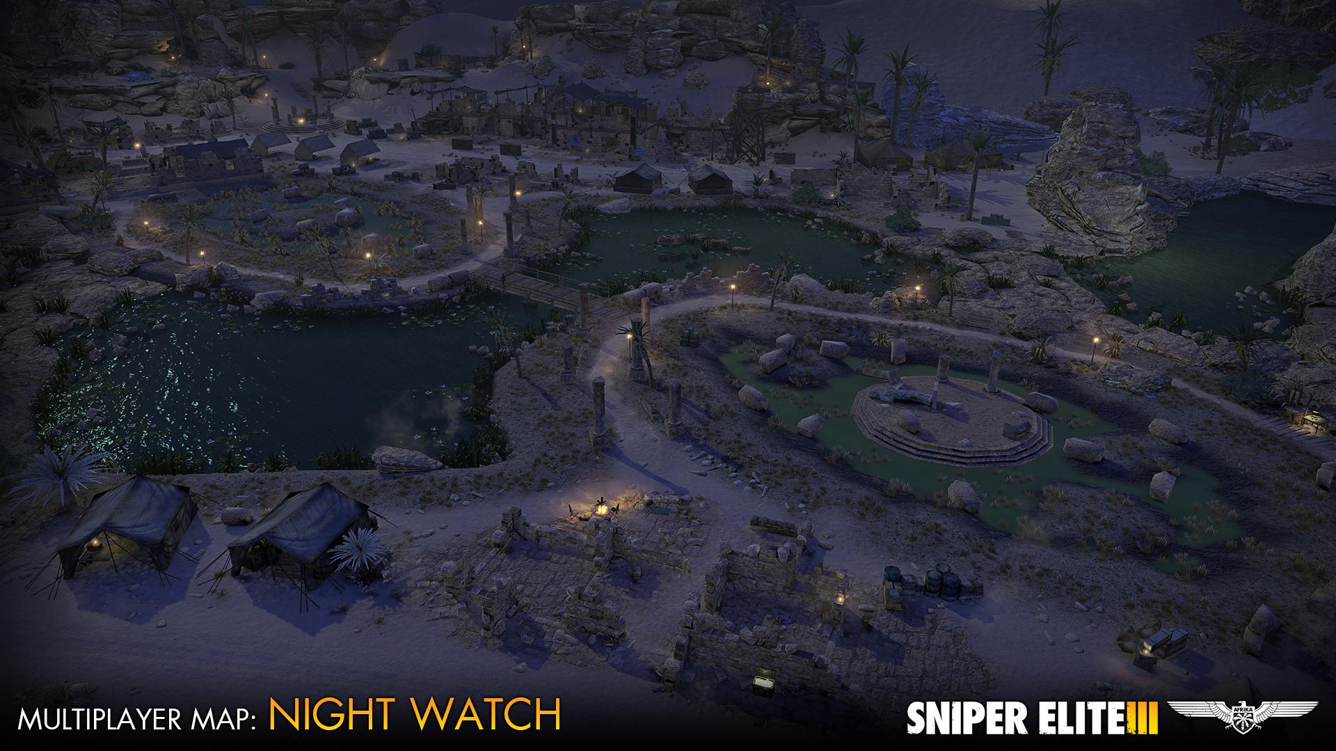 Sniper Elite 3 dostává zdarma střelnici a multiplayerové DLC 102678