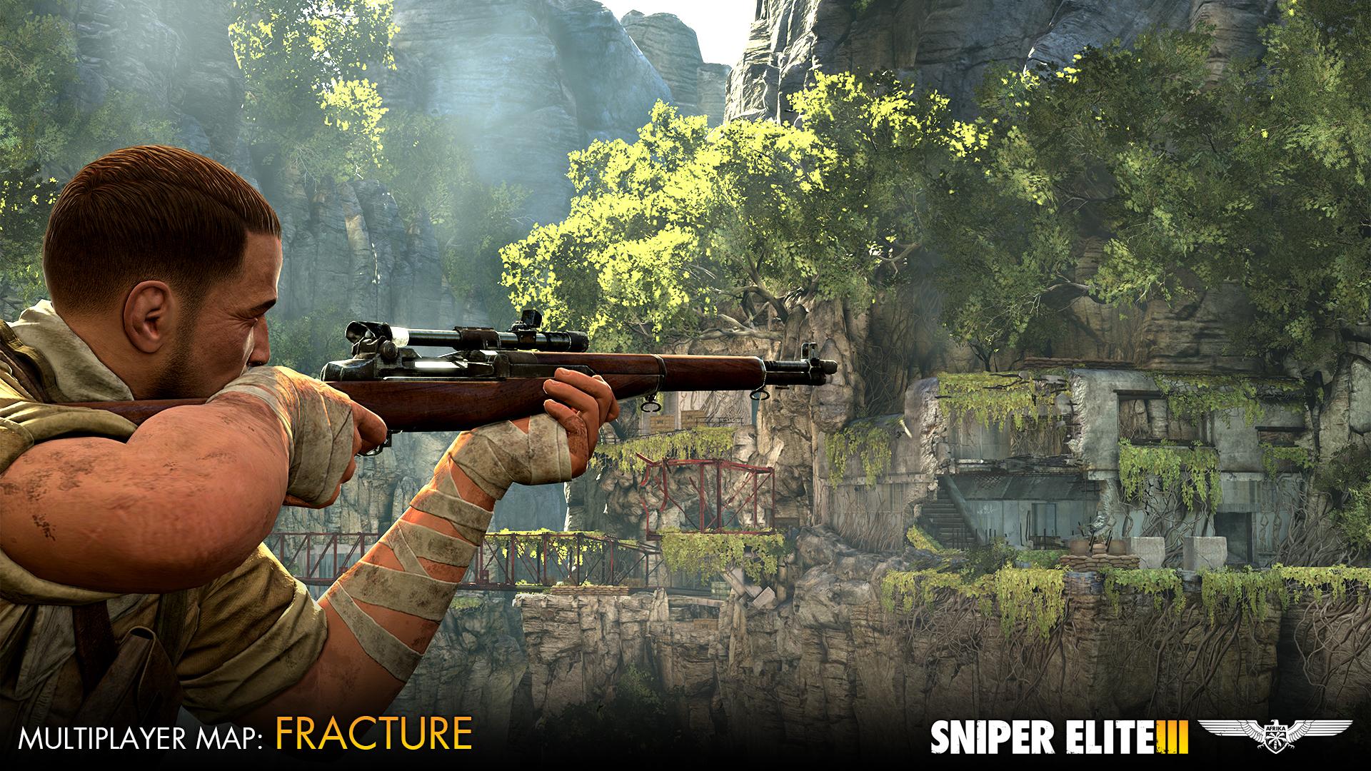 Sniper Elite 3 dostává zdarma střelnici a multiplayerové DLC 102679