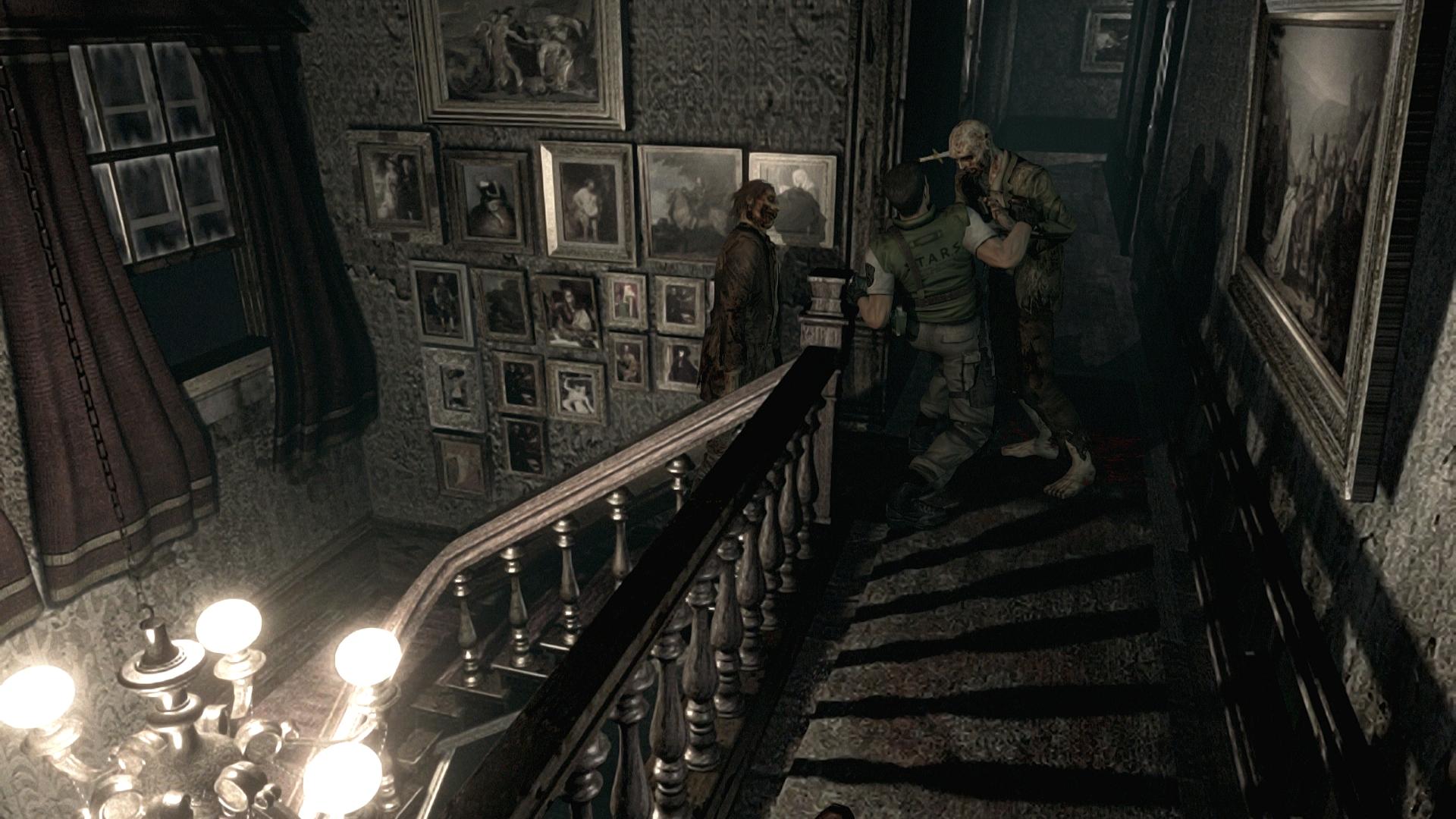 Obrazem: Strach, napětí a hrůzy v Resident Evil HD 102693