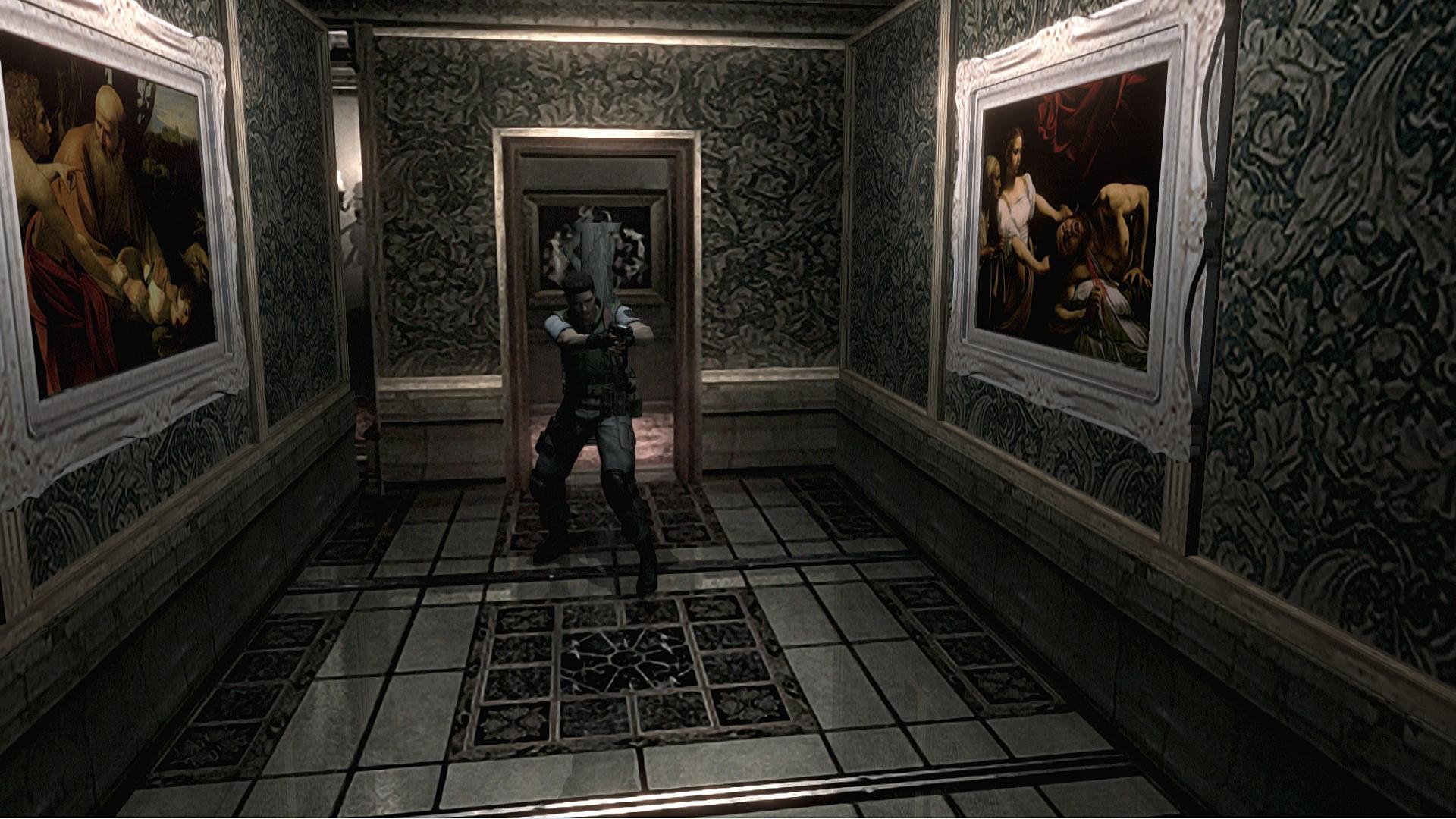Obrazem: Strach, napětí a hrůzy v Resident Evil HD 102694