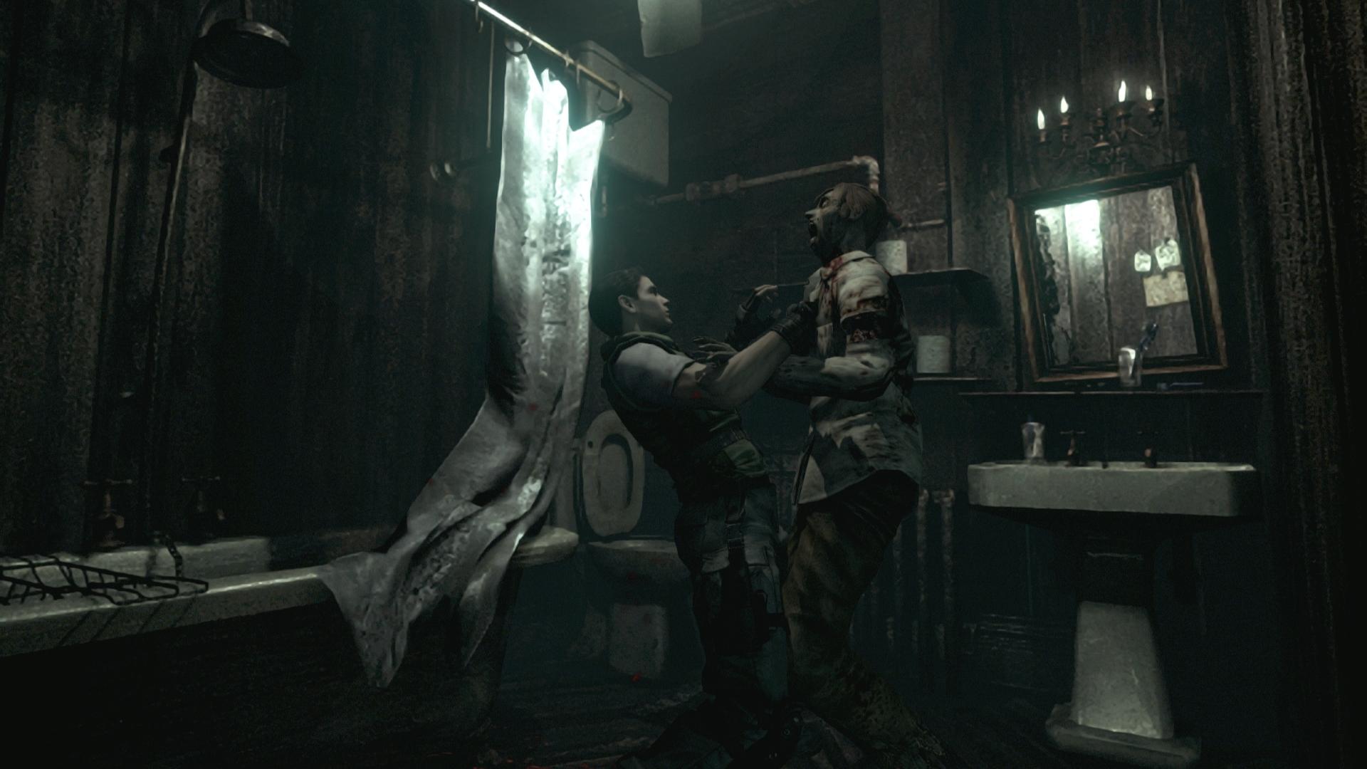 Obrazem: Strach, napětí a hrůzy v Resident Evil HD 102695
