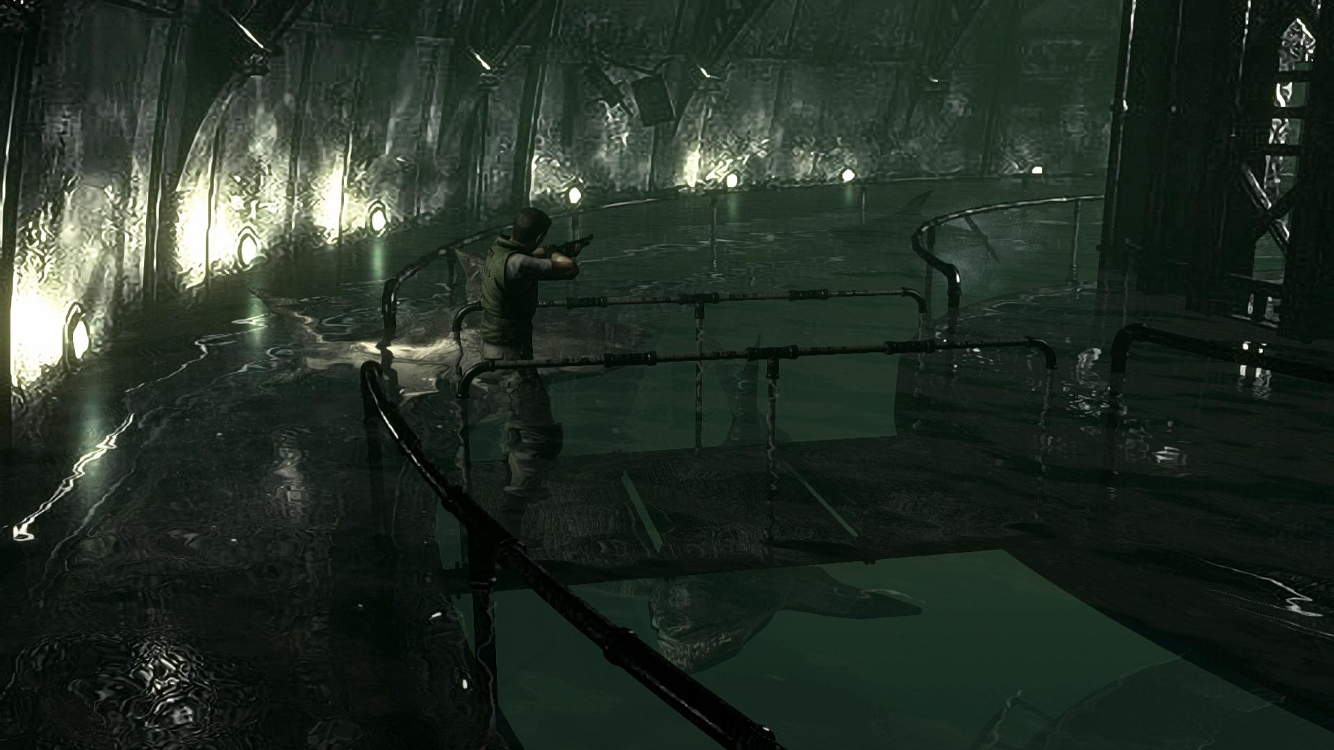 Obrazem: Strach, napětí a hrůzy v Resident Evil HD 102696