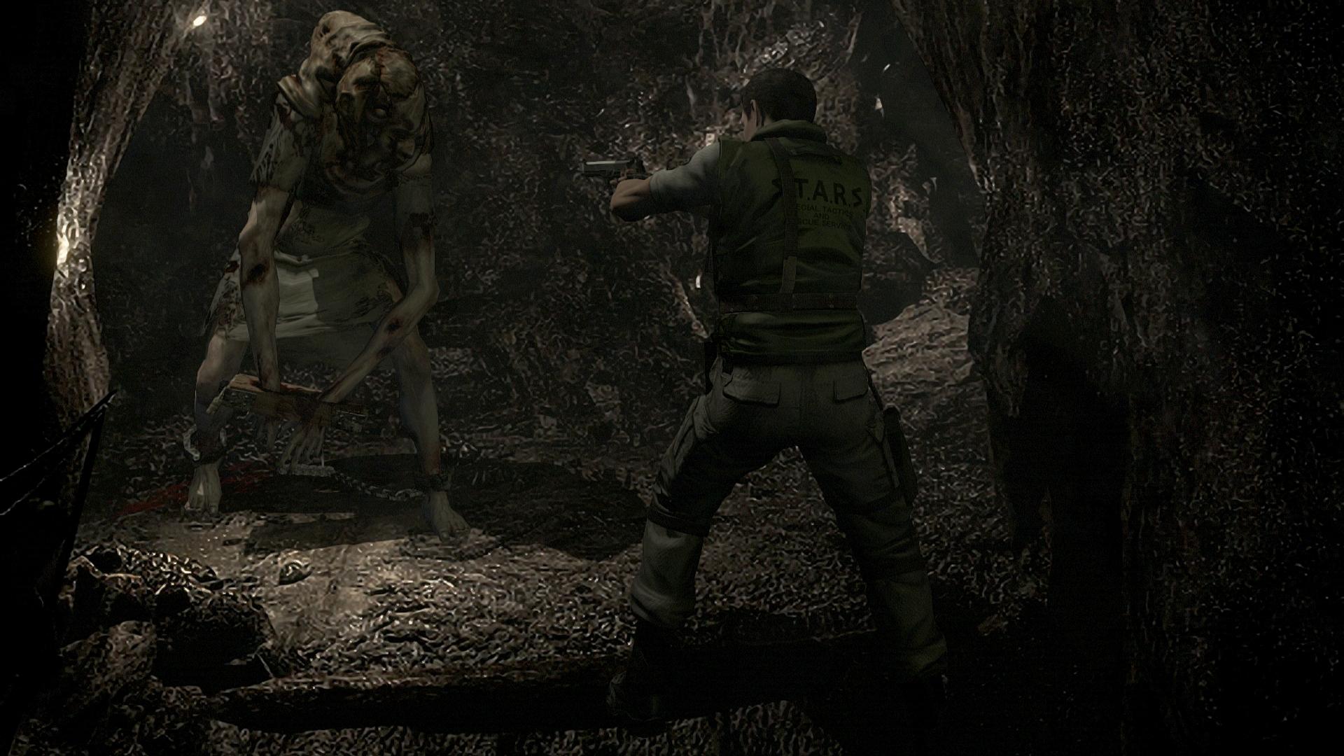 Obrazem: Strach, napětí a hrůzy v Resident Evil HD 102697