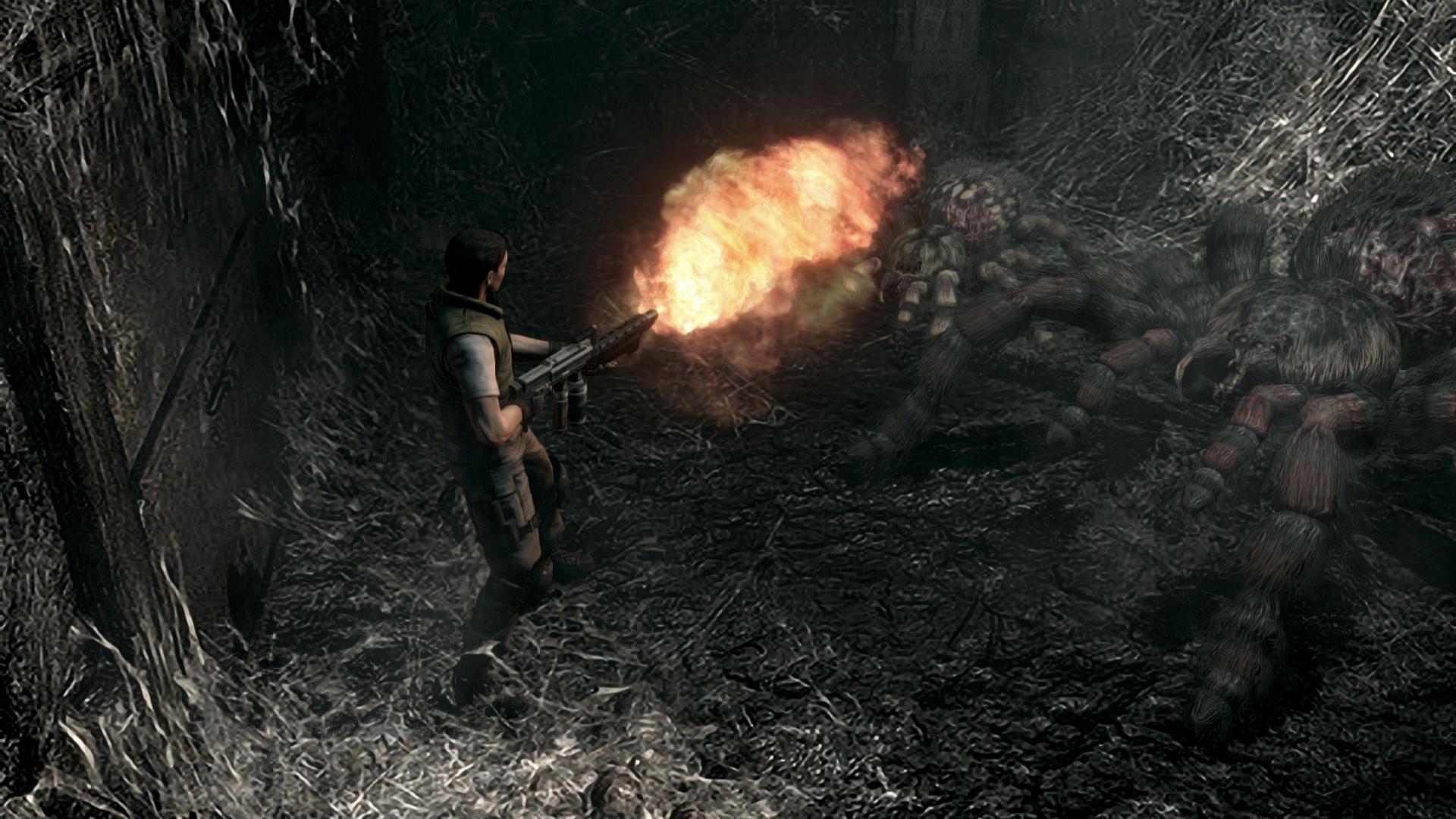 Obrazem: Strach, napětí a hrůzy v Resident Evil HD 102699