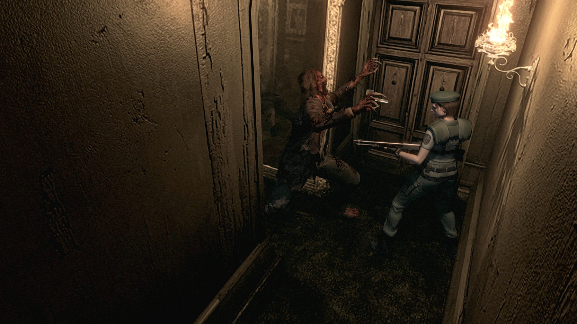Resident Evil HD – potřetí a stále lépe 102705