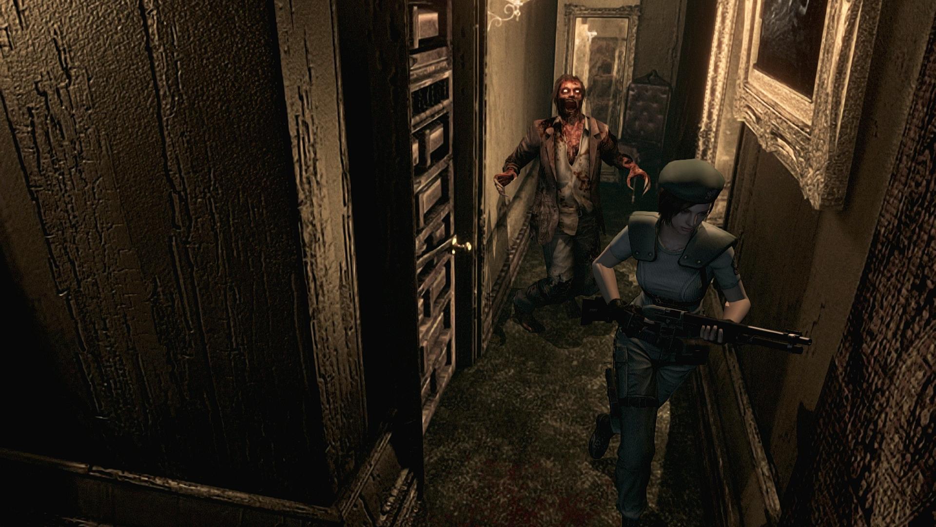 Obrazem: Strach, napětí a hrůzy v Resident Evil HD 102706