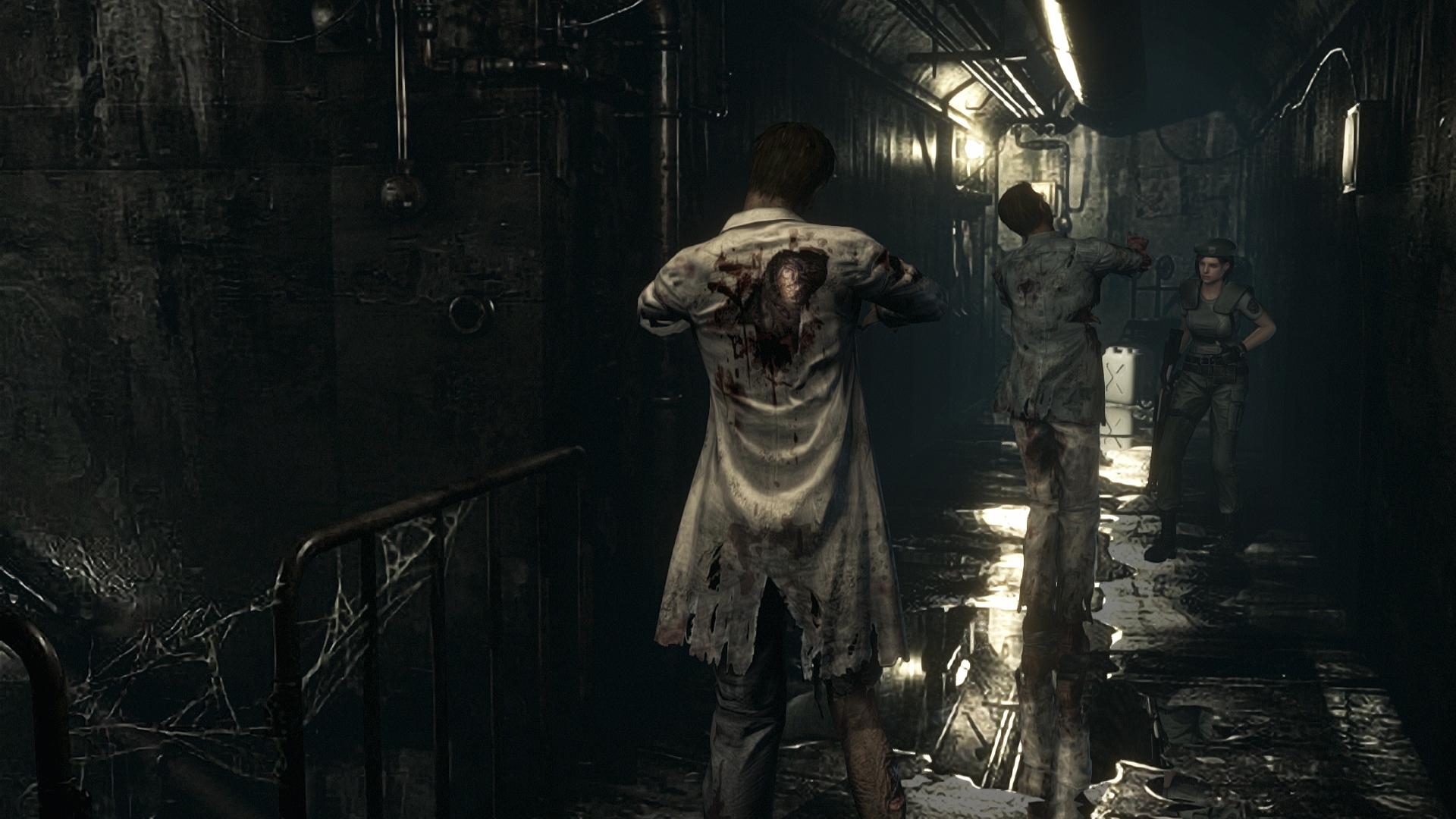 Obrazem: Strach, napětí a hrůzy v Resident Evil HD 102707
