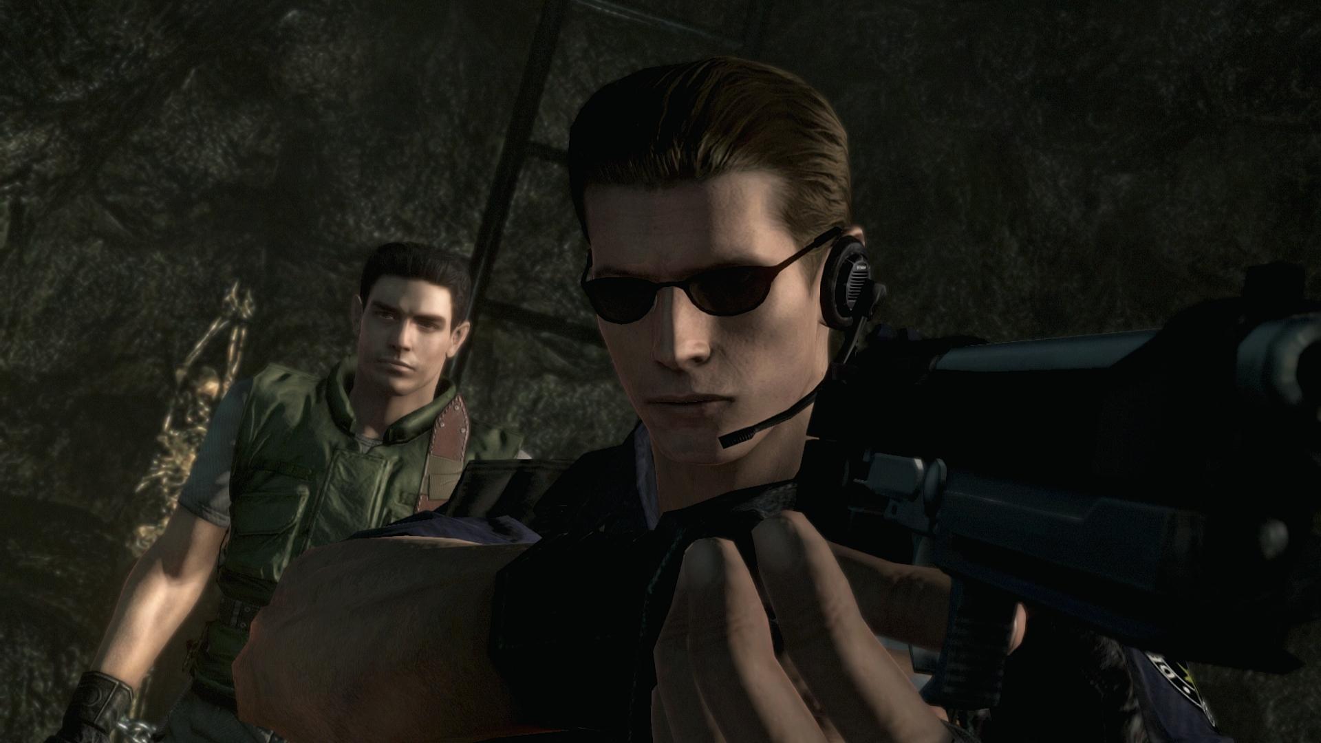 Obrazem: Strach, napětí a hrůzy v Resident Evil HD 102708