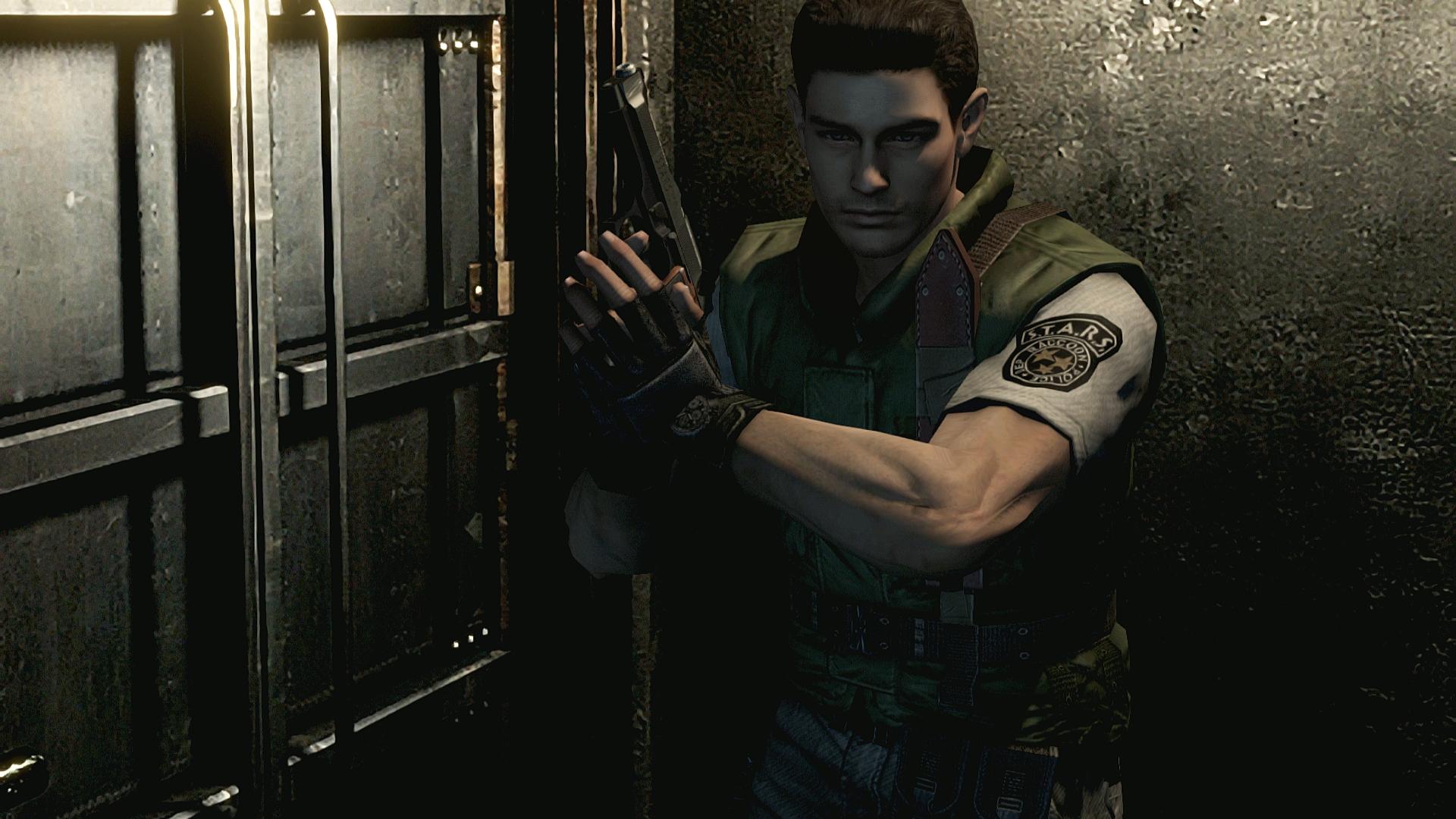 Obrazem: Strach, napětí a hrůzy v Resident Evil HD 102709