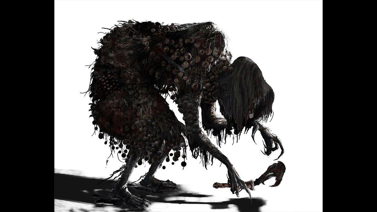 Obrazem: Nová postava, nepřátelé a zajímavé zbraně z Bloodborne 102727