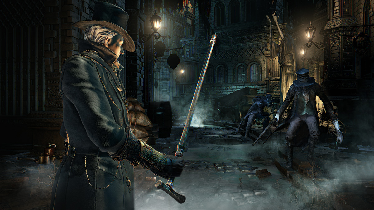 Obrazem: Nová postava, nepřátelé a zajímavé zbraně z Bloodborne 102733