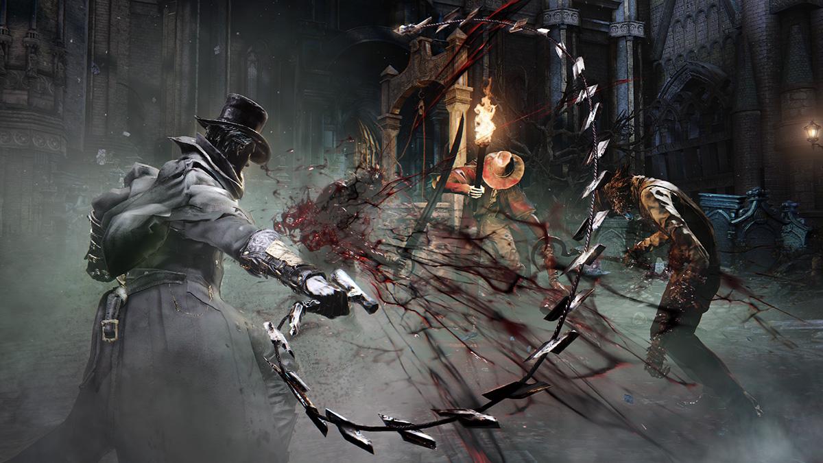 Bloodborne – po duších přichází krev 102734