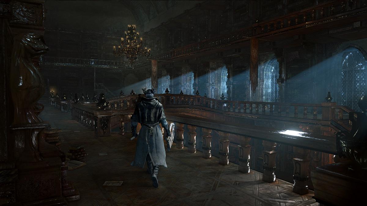 Obrazem: Nová postava, nepřátelé a zajímavé zbraně z Bloodborne 102736