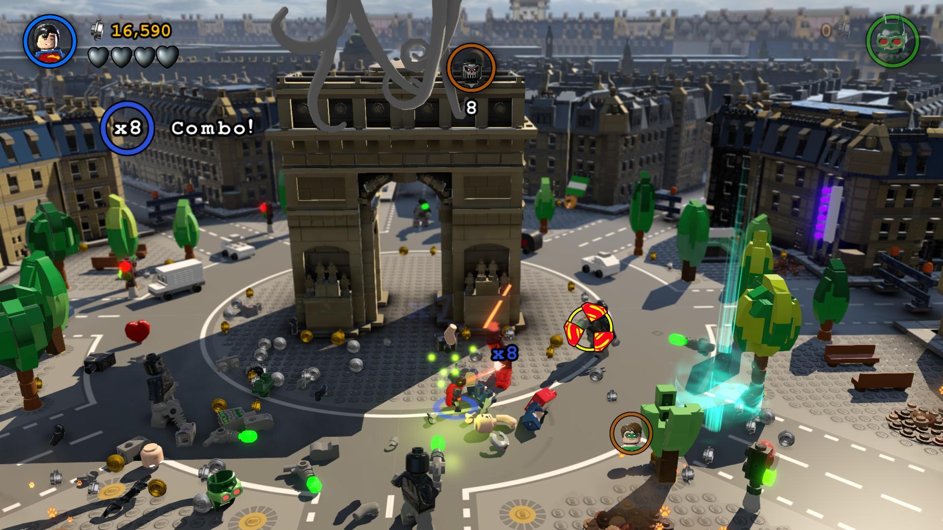LEGO Batman 3: Beyond Gotham – netopýr znovu zasahuje 102749