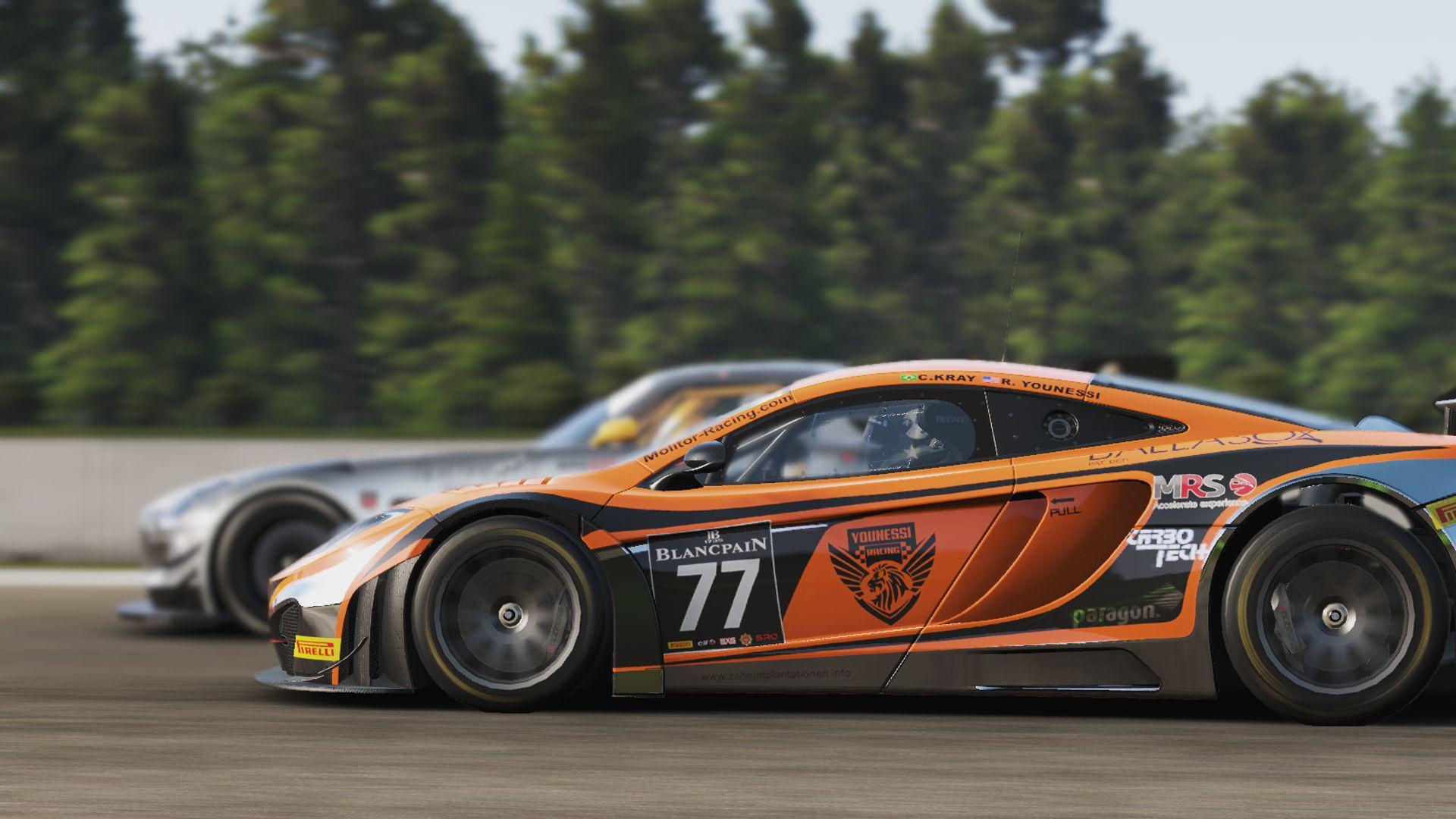 Screenshoty z Xbox One verze Project Cars 102774