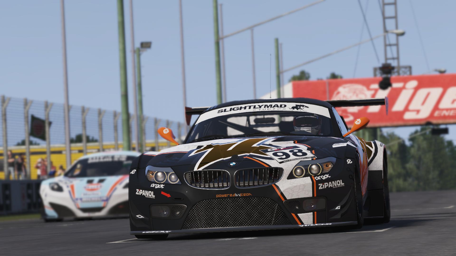 Screenshoty z Xbox One verze Project Cars 102775