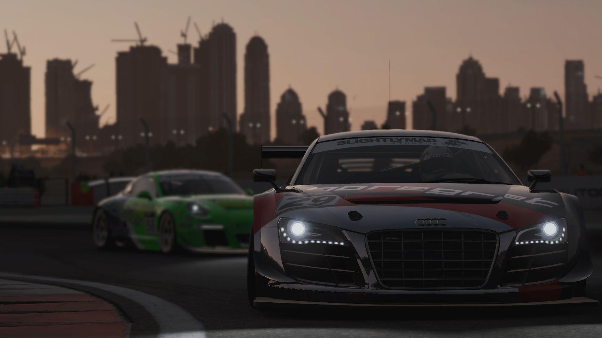 Screenshoty z Xbox One verze Project Cars 102776