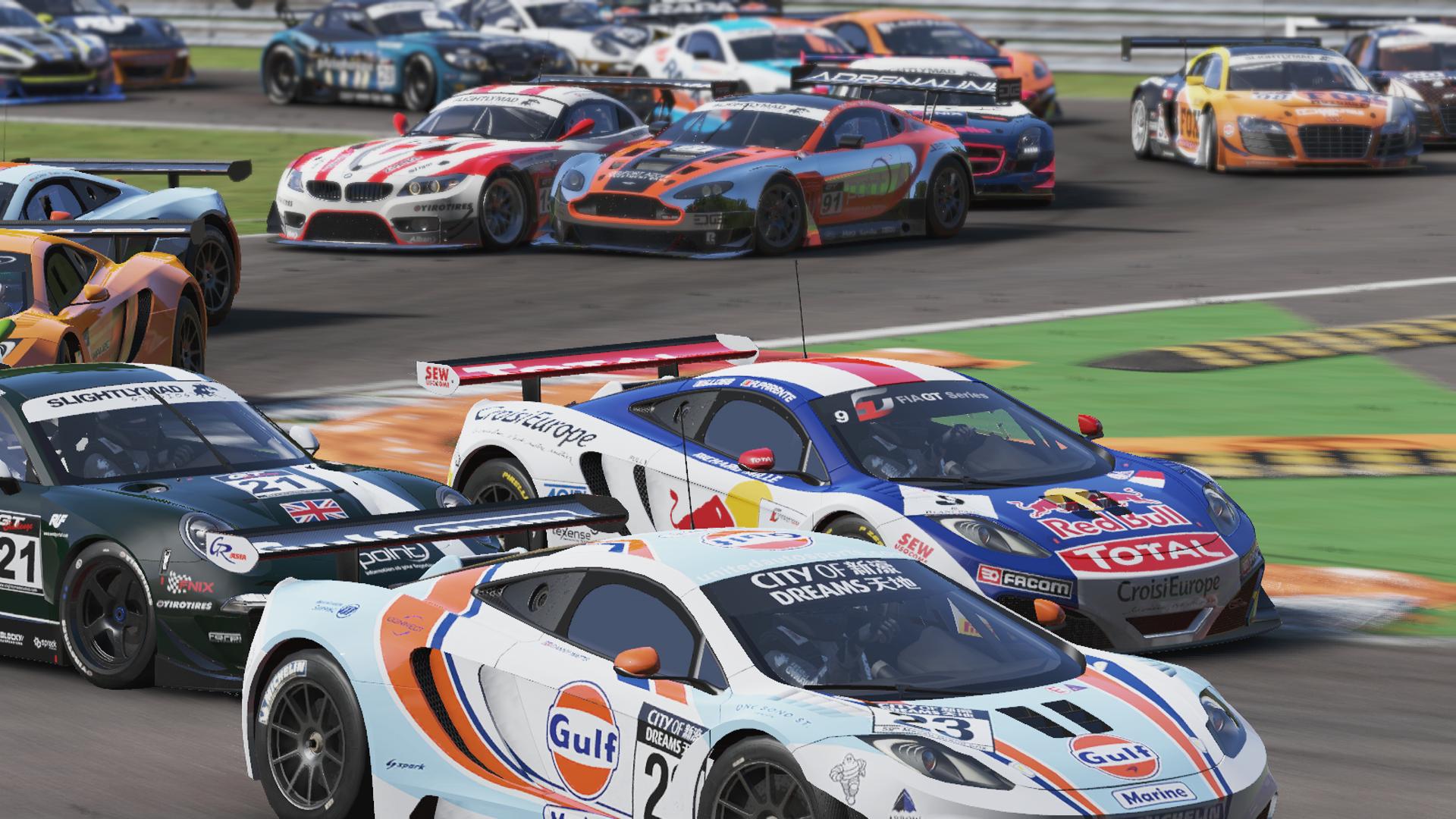 Screenshoty z Xbox One verze Project Cars 102778