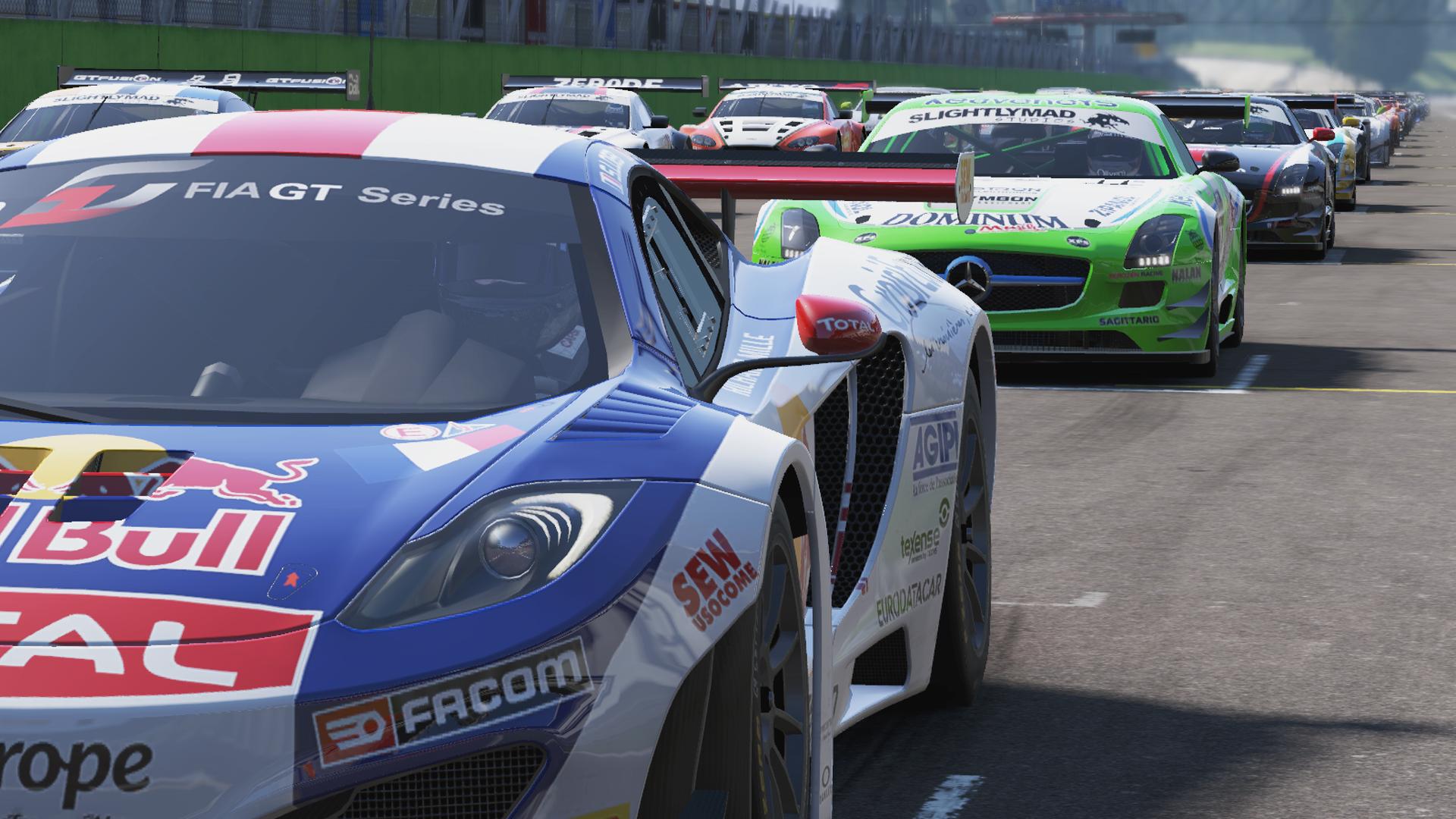 Screenshoty z Xbox One verze Project Cars 102779