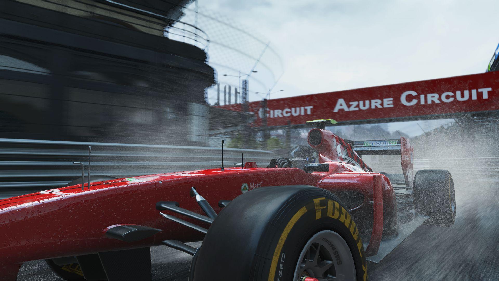 Screenshoty z Xbox One verze Project Cars 102780