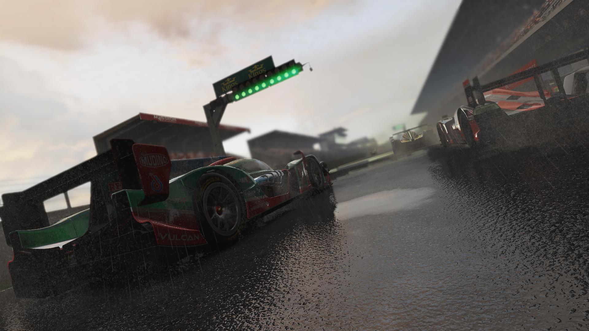 Screenshoty z Xbox One verze Project Cars 102781