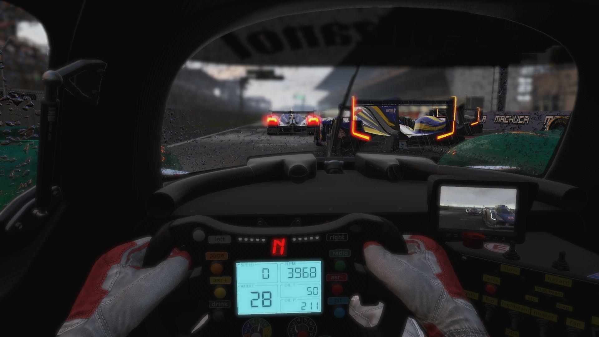 Screenshoty z Xbox One verze Project Cars 102784