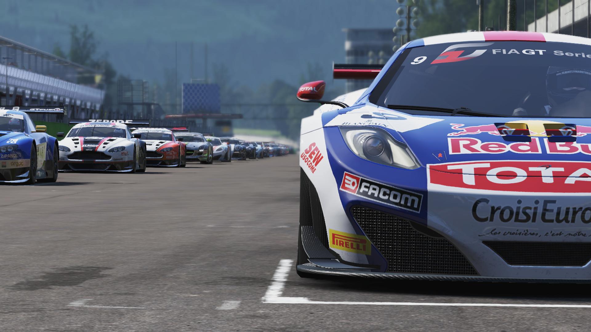 Screenshoty z Xbox One verze Project Cars 102785