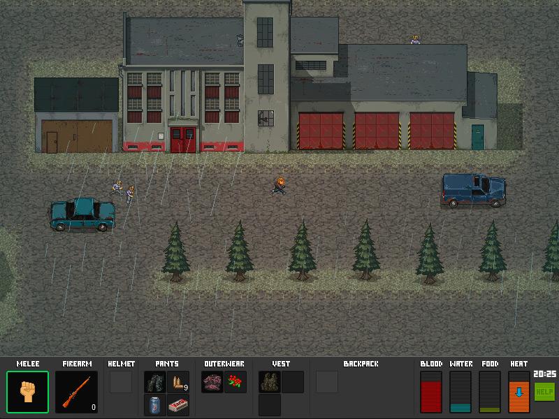 Bohemia Interactive vydalo bezplatnou 2D hříčku na motivy DayZ 102789