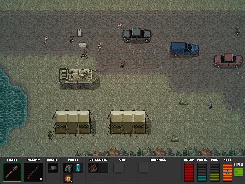 Bohemia Interactive vydalo bezplatnou 2D hříčku na motivy DayZ 102791