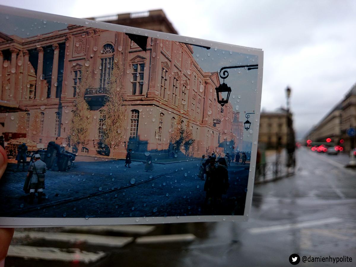 Porovnejte na fotografiích Paříž z Assassin's Creed: Unity s tou současnou 103130
